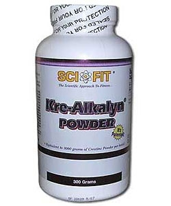 Sci-Fit Kre-Alkalyne Powder (300 грамм)