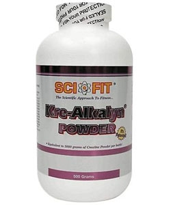 Sci-Fit Kre-Alkalyne Powder (500 грамм)