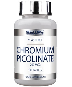 Scitec Essentials Chromium Picolinate (100 таблеток)