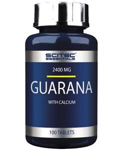 Scitec Essentials Guarana (100 таблеток, 50 порций)