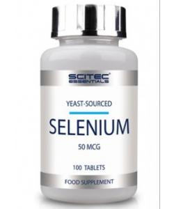 Scitec Essentials Selenium (100 таблеток)