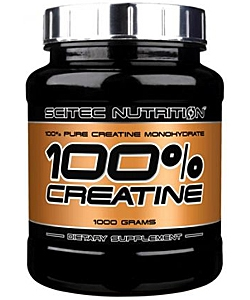 Scitec Nutrition 100% Creatine (1000 грамм, 200 порций)