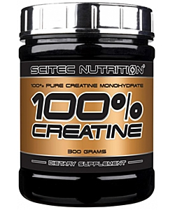 Scitec Nutrition 100% Creatine (300 грамм, 60 порций)