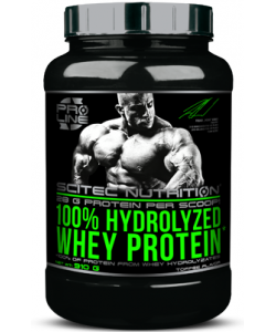 Scitec Nutrition 100% Hydrolyzed Whey Protein (2030 грамм, 58 порций)