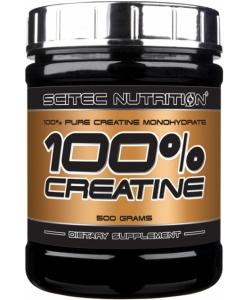 Scitec Nutrition 100% Pure Creatine Monohydrate (500 грамм)