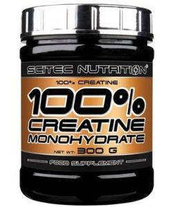 Scitec Nutrition 100% Pure Creatine Monohydrate (300 грамм)