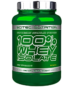 Scitec Nutrition 100% Whey Isolate (700 грамм, 28 порций)