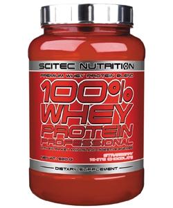 Scitec Nutrition 100% Whey Protein Professional (920 грамм, 30 порций)