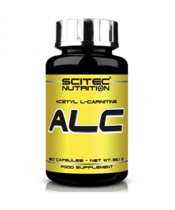 Scitec Nutrition Acetyl L-Carnitine (60 капсул, 30 порций)