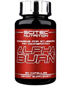 Scitec Nutrition Alpha Burn (90 капсул)