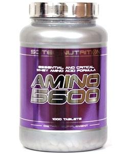 Scitec Nutrition Amino 5600 (1000 таблеток)