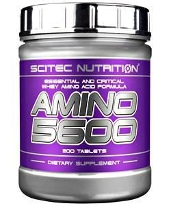 Scitec Nutrition Amino 5600 (200 таблеток)