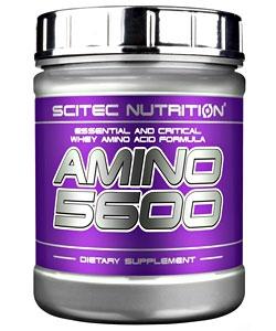Scitec Nutrition Amino 5600 (500 таблеток)
