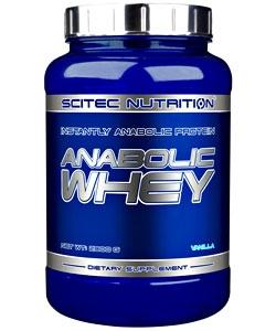 Scitec Nutrition Anabolic Whey (900 грамм)
