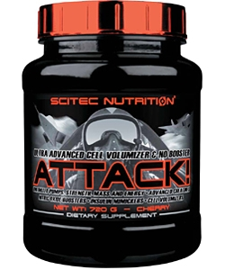 Scitec Nutrition Attack! (720 грамм)
