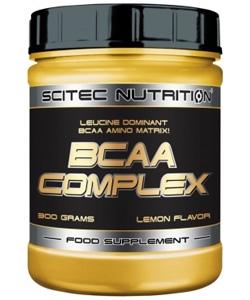 Scitec Nutrition BCAA Complex (300 грамм, 30 порций)