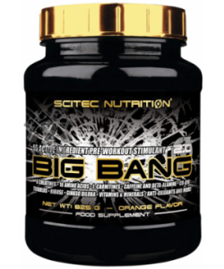Scitec Nutrition BIG BANG 2.0 (825 грамм)