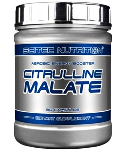 Scitec Nutrition Citrulline Malate (90 капсул, 30 порций)