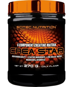 Scitec Nutrition Crea Star (270 грамм, 30 порций)
