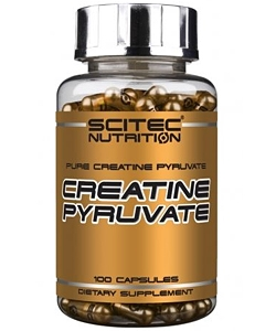 Scitec Nutrition Creatin Pyruvate (100 капсул)
