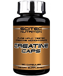 Scitec Nutrition Creatine Caps (120 капсул)