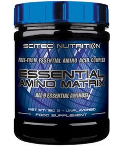 Scitec Nutrition Essential Amino Matrix (180 грамм)