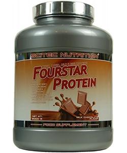 Scitec Nutrition Fourstar Protein (2000 грамм, 66 порций)