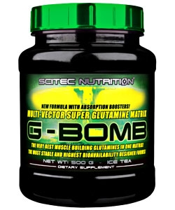 Scitec Nutrition G-Bomb (500 грамм)