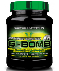 Scitec Nutrition G-Bomb 2.0 (308 грамм, 22 порции)