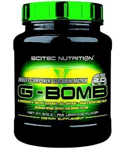 Scitec Nutrition G-Bomb 2.0 (500 грамм, 35 порций)