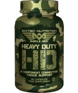 Scitec Nutrition Heavy Duty (90 капсул)