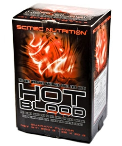 Scitec Nutrition Hot Blood (25 пак.)