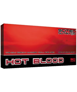 Scitec Nutrition Hot Blood (90 капсул)
