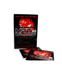 Scitec Nutrition Hot Blood-2.0 (1 пак., 1 порция)