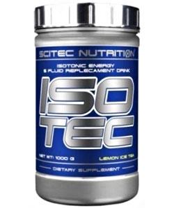 Scitec Nutrition Iso Tec (1000 грамм, 30 порций)