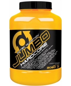 Scitec Nutrition Jumbo Hardcore (3060 грамм, 20 порций)