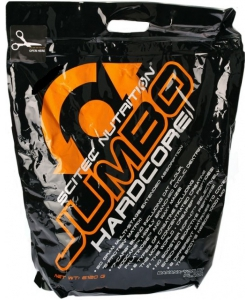 Scitec Nutrition Jumbo Hardcore (6120 грамм, 40 порций)
