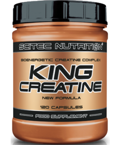 Scitec Nutrition King Creatine (120 капсул)