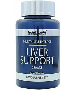 Scitec Nutrition Liver Support (80 капсул)