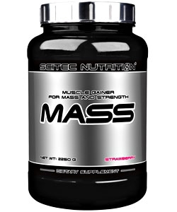 Scitec Nutrition Mass (2250 грамм)