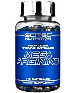 Scitec Nutrition Mega Arginine (140 капсул)