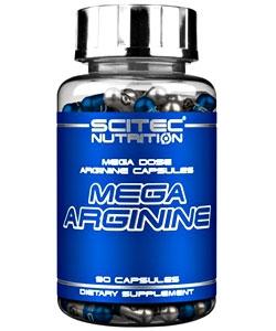 Scitec Nutrition Mega Arginine (90 капсул)