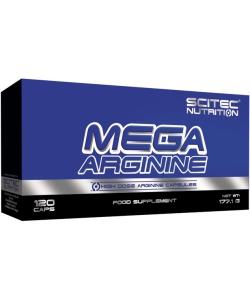 Scitec Nutrition Mega Arginine (120 капсул)