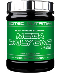 Scitec Nutrition Mega Daily One Plus (120 капсул)