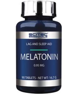 Scitec Nutrition Melatonin 1mg (90 таблеток, 90 порций)