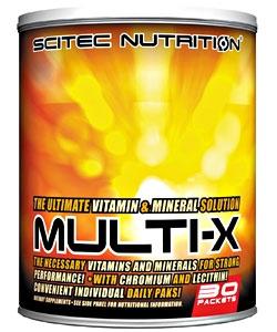 Scitec Nutrition Multi-X (30 пак.)
