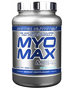 Scitec Nutrition Myo Max Meal (1560 грамм)