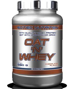 Scitec Nutrition Oat 'N' Whey (1380 грамм, 15 порций)