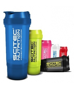 Scitec Nutrition Shaker Travel  2 in 1 (500 мл)