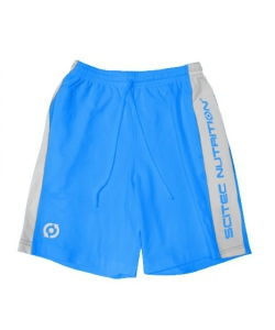 Scitec Nutrition Shorts Blue (Голубые)